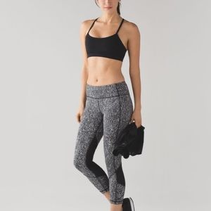 """Lululemon Pace Rival Crop (19"""") Power Luxtreme"""